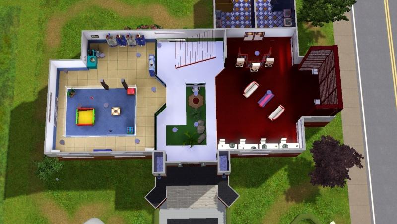 [Sims3]-Débutant- Atelier construction moderne.  - Page 14 918