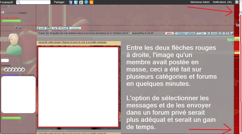 [Administration] Suggestion pour garder des preuves de harcèlement sur notre forum Sans_t10