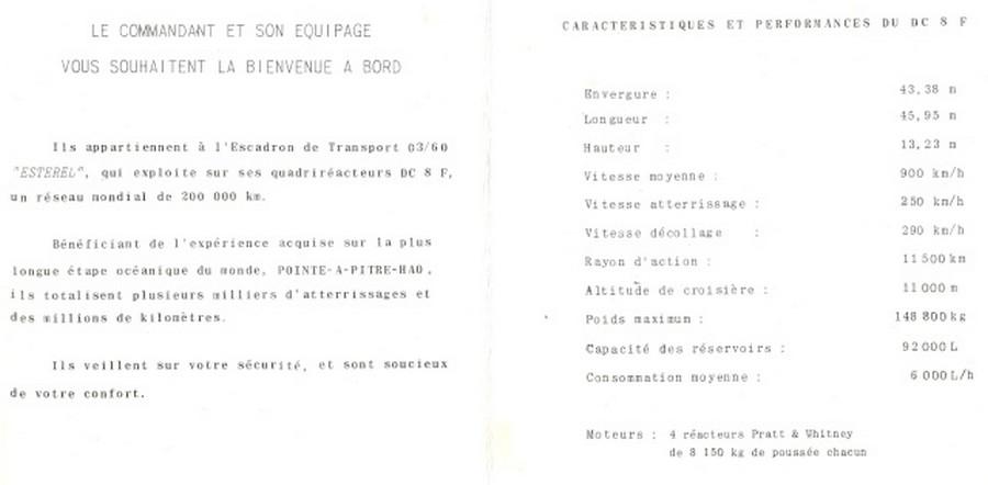 [Aéronavale divers] DC8 COTAM - Page 7 317