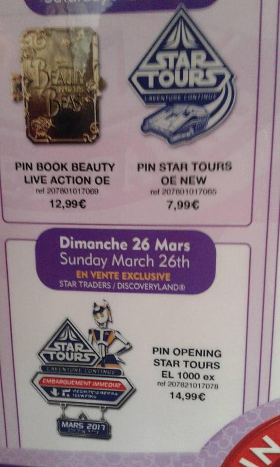 Le Pin Trading à Disneyland Paris - Page 6 16999010