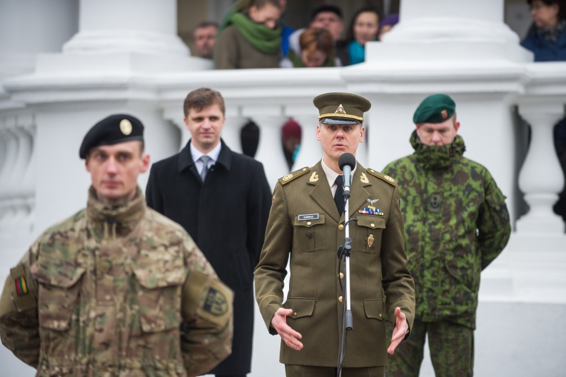 Lithuanian military and paramilitary berets S210
