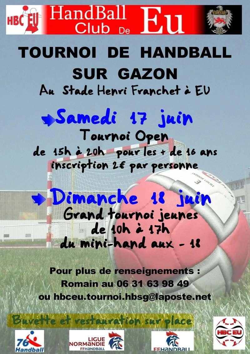 HBC EU - Grand tournoi Jeunes sur herbe - attention changement de date 17 et 18 juin Tourno13