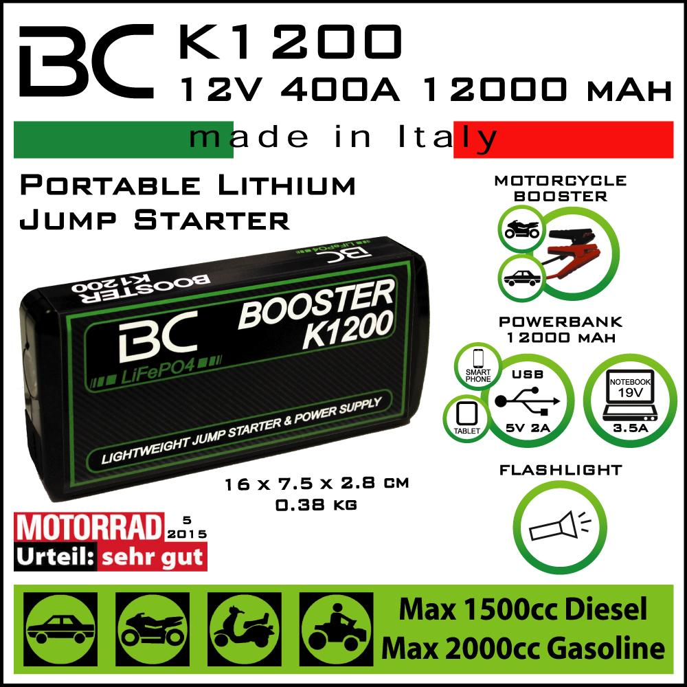 Booster 709k1210