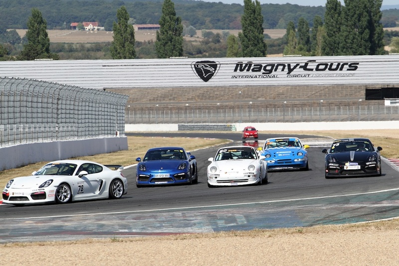 Test & Track day Magny-Cours 25-26 mars 2017 . PC Motorsport 610