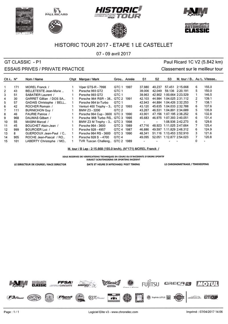 GT Classic 2017 - Page 2 Essais10