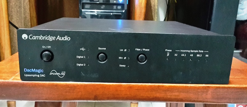 Cambridge Audio DACmagic Dac_f10