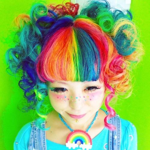 [Cheveux] Cheveux rainbow - Page 2 Tumblr10