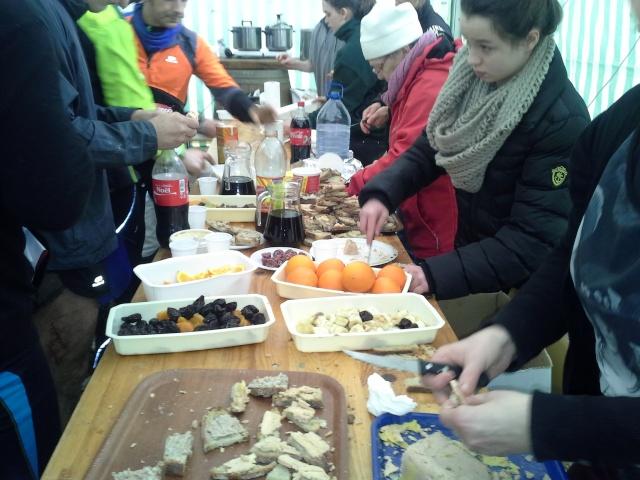 Trail de l'Aqueduc, Cours, 26/01/2014 20140112