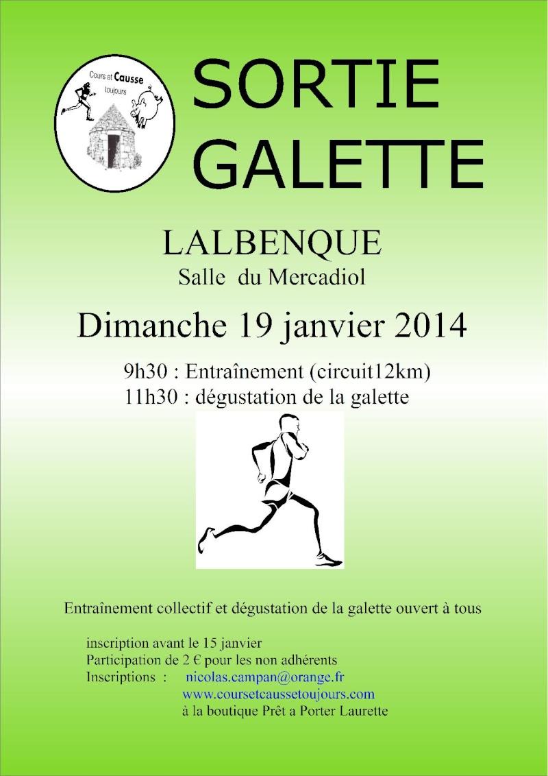 Sortie Galette des Rois, le 19/01/2014 à Lalbenque Affich11