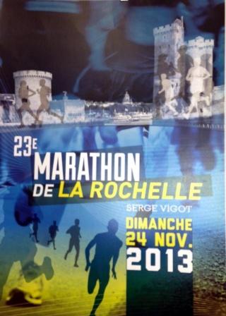 23ième Marathon de La Rochelle (17), 24/11/2013 Marath15