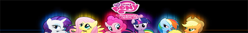 My little Pony - Friendship is Magic RPG Banner10