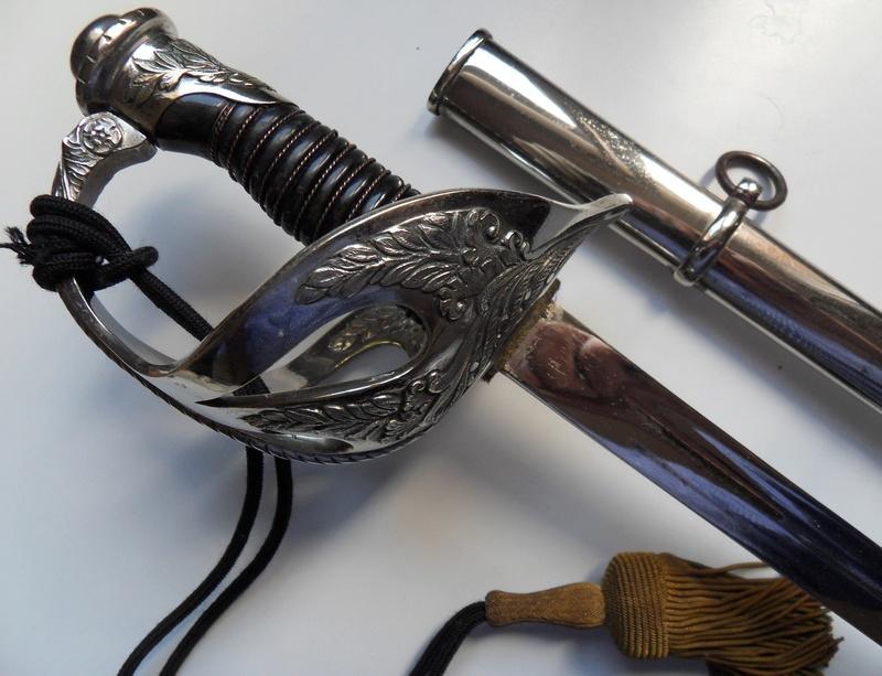 sabre de cavalerie model 1896  Sdc11124