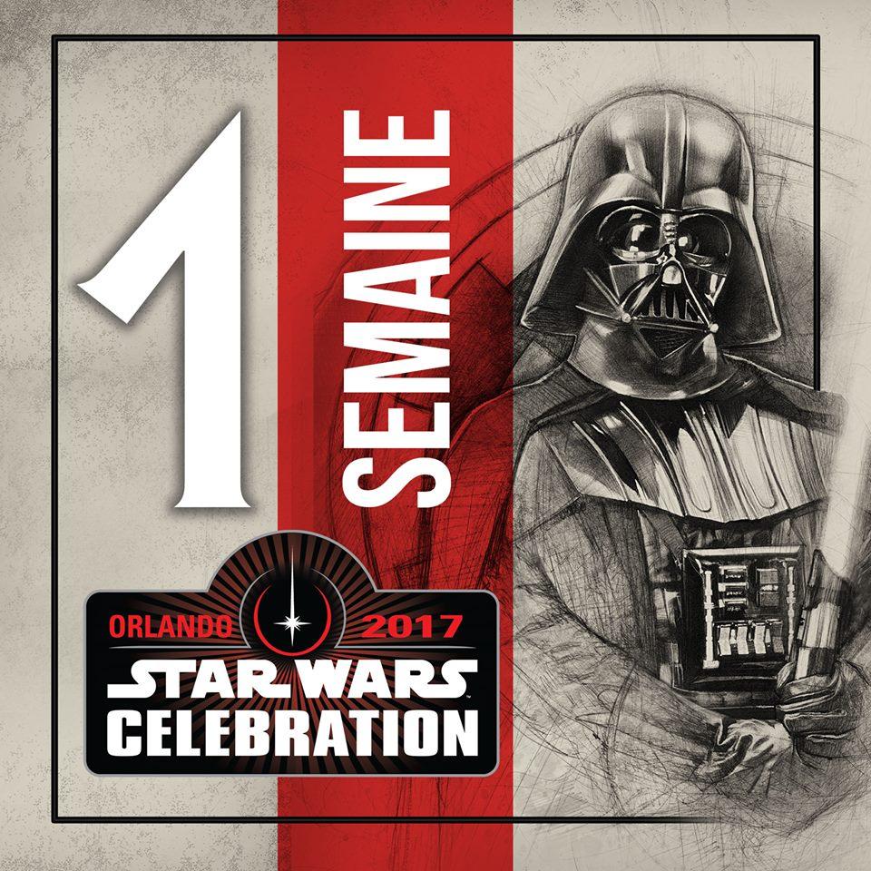 Star Wars Celebration 2017 Orlando - 13 et 16 Avril 2017 17759610
