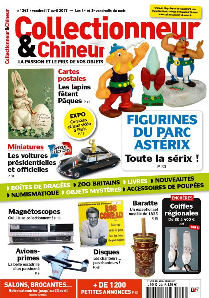 Collectionneur & Chineur n°243 - Figurines du Parc 17796610