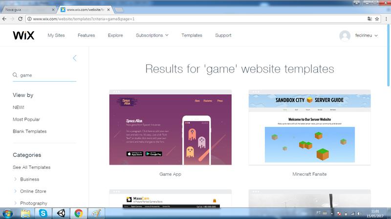 Site Profissional para seu Jogo de Graça em Menos de 10m 710