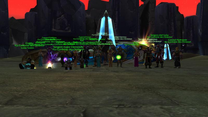La chute d'Ossirian et soirée des 2 liens Wowscr14