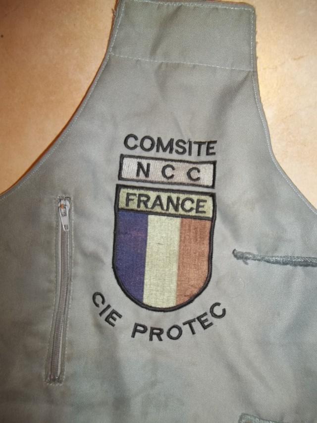 Brassard de la Compagnie de Protection sur Warehouse 100_3537