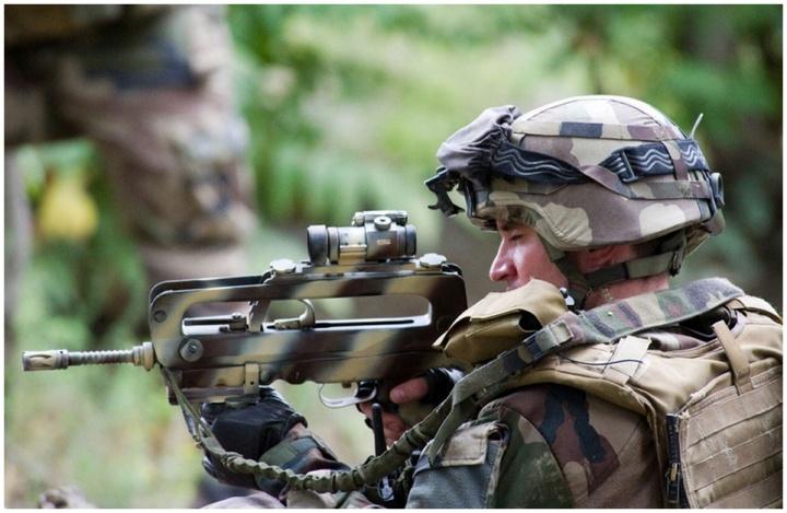 Camouflage de l'armement 77894510