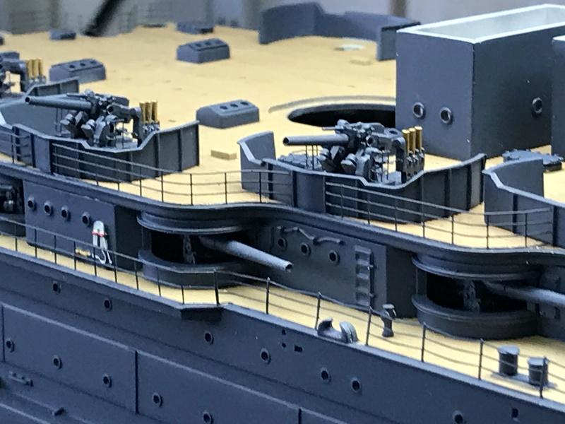 USS ARIZONA 1/200 TRUMPETER - Page 3 Img_3731