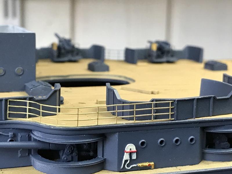 USS ARIZONA 1/200 TRUMPETER - Page 3 Img_3810