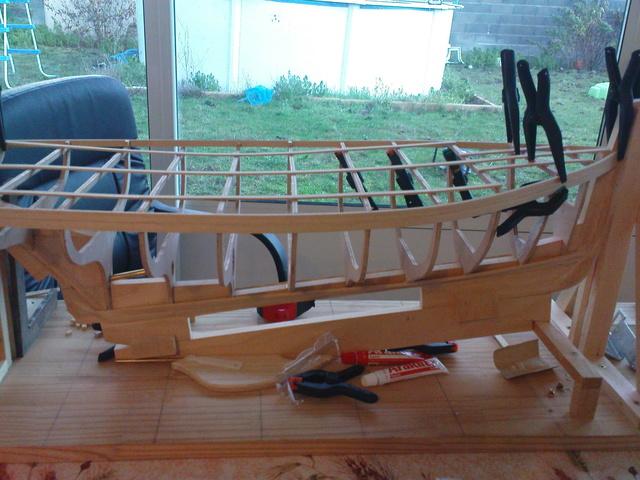 re-construction de la Maryvonne..... Dsc01011