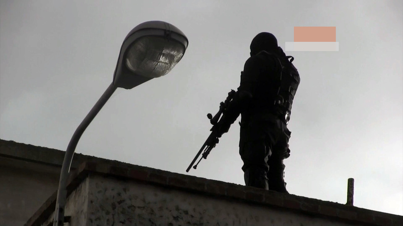 Moroccan Special Forces/Forces spéciales marocaines  :Videos et Photos : BCIJ, Gendarmerie Royale ,  - Page 10 93874510