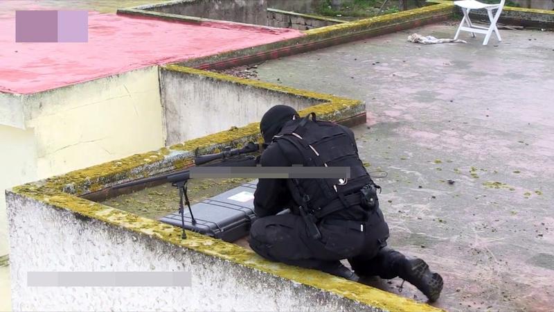 Moroccan Special Forces/Forces spéciales marocaines  :Videos et Photos : BCIJ, Gendarmerie Royale ,  - Page 10 97295010
