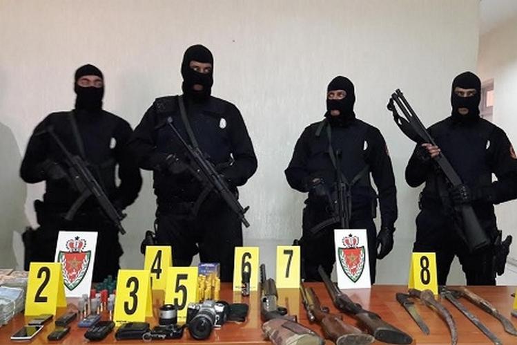 Moroccan Special Forces/Forces spéciales marocaines  :Videos et Photos : BCIJ, Gendarmerie Royale ,  - Page 10 Files_10
