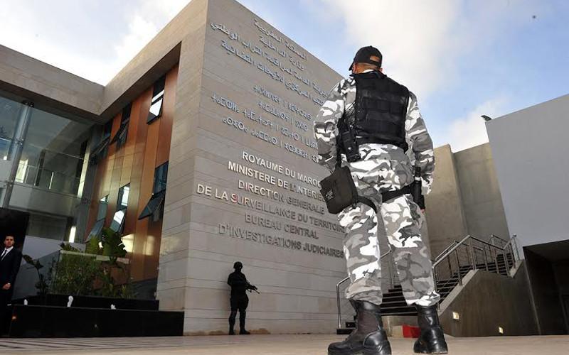 Moroccan Special Forces/Forces spéciales marocaines  :Videos et Photos : BCIJ, Gendarmerie Royale ,  - Page 10 Moton510