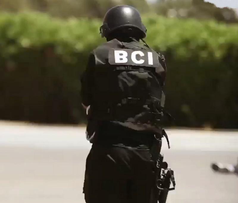 Moroccan Special Forces/Forces spéciales marocaines  :Videos et Photos : BCIJ, Gendarmerie Royale ,  - Page 10 Sans_t21