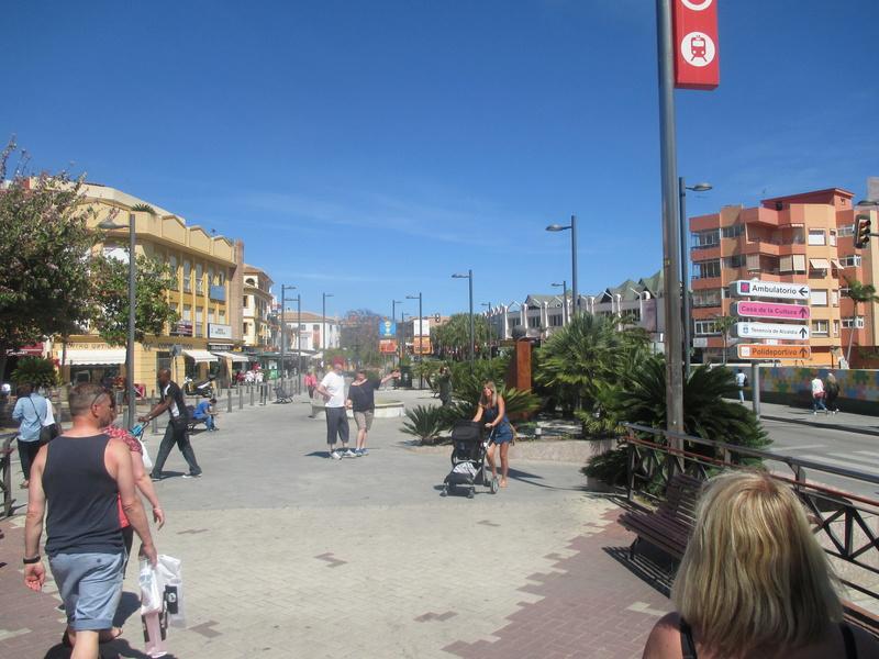 Spain, Costa del Sol Arroyo de la Miel Img_1326