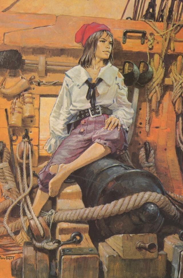 Poste de combat, illustrations d'époque demandées Mousse12