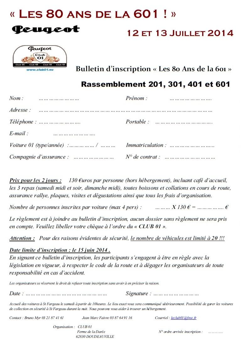 Saint FARGEAU 2014:   les 80 ans de la 601 les 12 et 13 juillet Inscri13