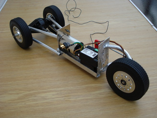Trike Peterbilt Monster Garage Mk2 Dsc02710