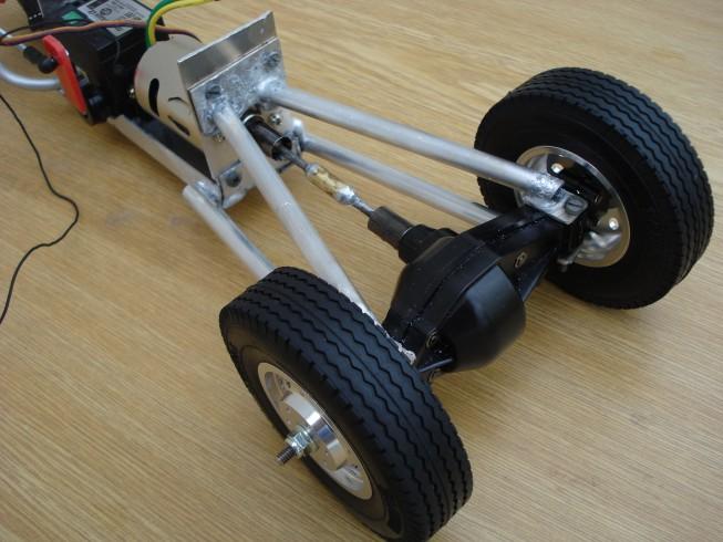Trike Peterbilt Monster Garage Mk2 Dsc02712