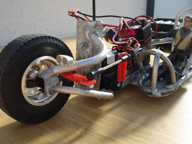 Trike Peterbilt Monster Garage Mk2 Dsc02717