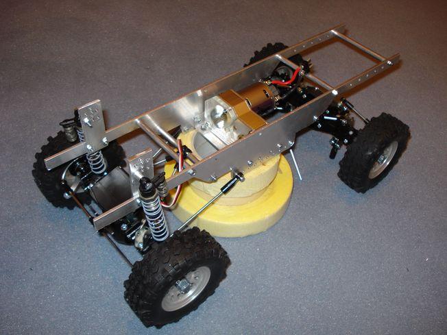 Trike Peterbilt Monster Garage Mk2 Dsc03010