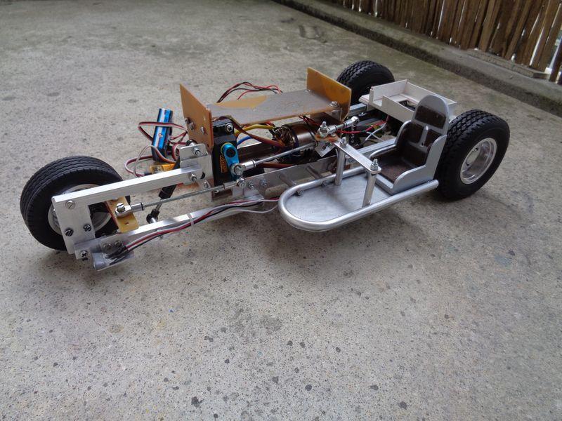 Trike Peterbilt Monster Garage Mk2 Dsc04111