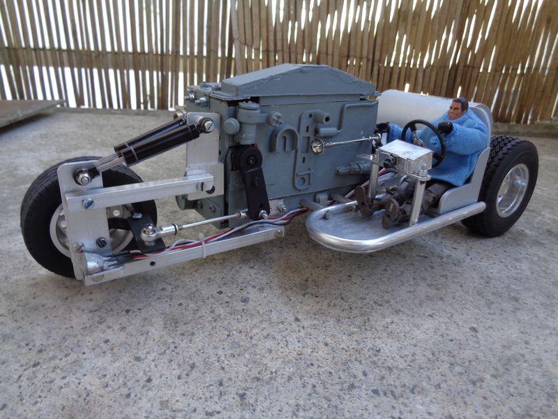 Trike Peterbilt Monster Garage Mk2 Dsc04411