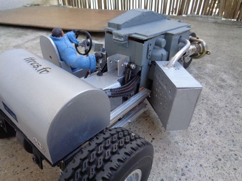 Trike Peterbilt Monster Garage Mk2 Dsc04514