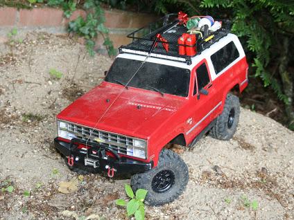 Vaterra Chevrolet Blazer K5 Ascender 1986 Img_4510