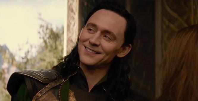 Loki, cheveux en mohair Thor-210
