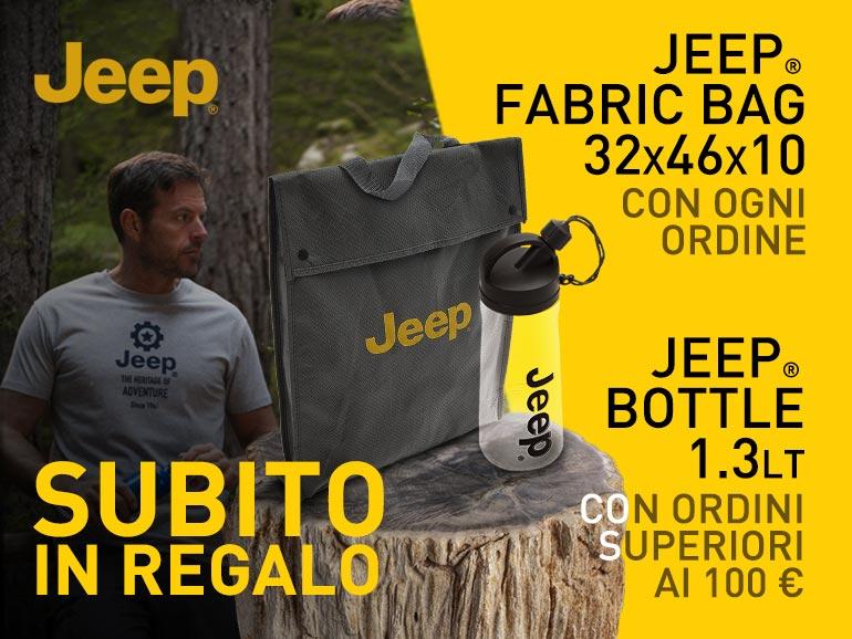 Nuovo mese...Nuova Promo!  Jeepou14