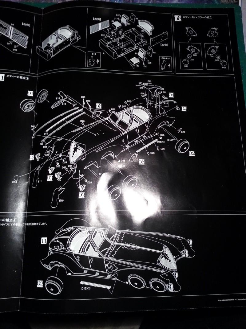 """Nemo´s Car aus dem Film """"Liga der außergewöhnlichen Gentlemen"""" 1:24 von Wave 20140227"""