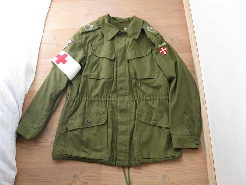 Danish Uniform Designations and Documentation M_58-610