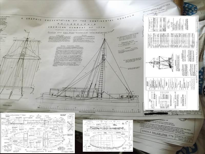 « Gunboat » de la Révolution américaine, 16_pla10