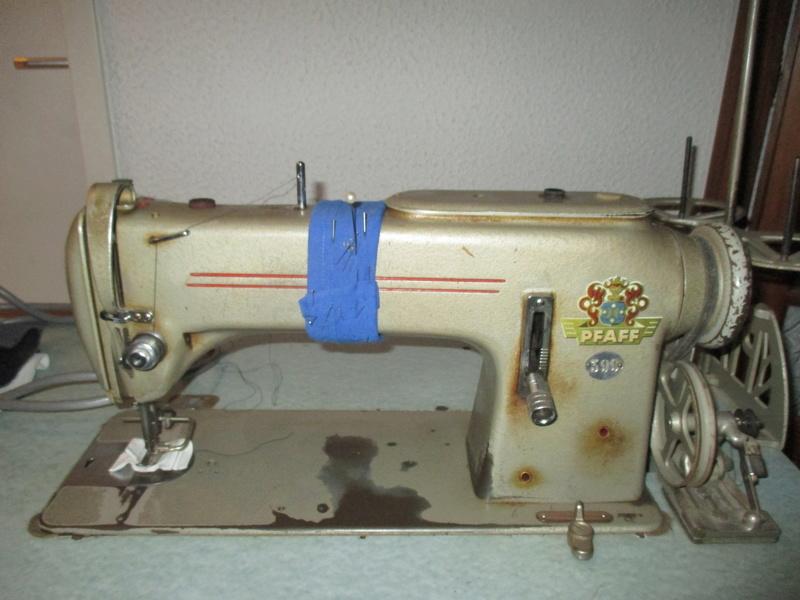 Machine a coudre PFAFF industrielle Img_0910