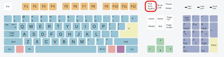 Comment faire et publier une capture d'écran ? Captu120