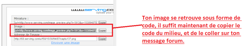 Comment faire et publier une capture d'écran ? Captu138