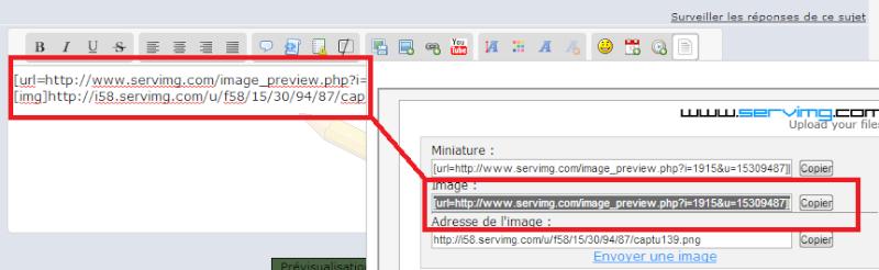 Comment faire et publier une capture d'écran ? Captu140